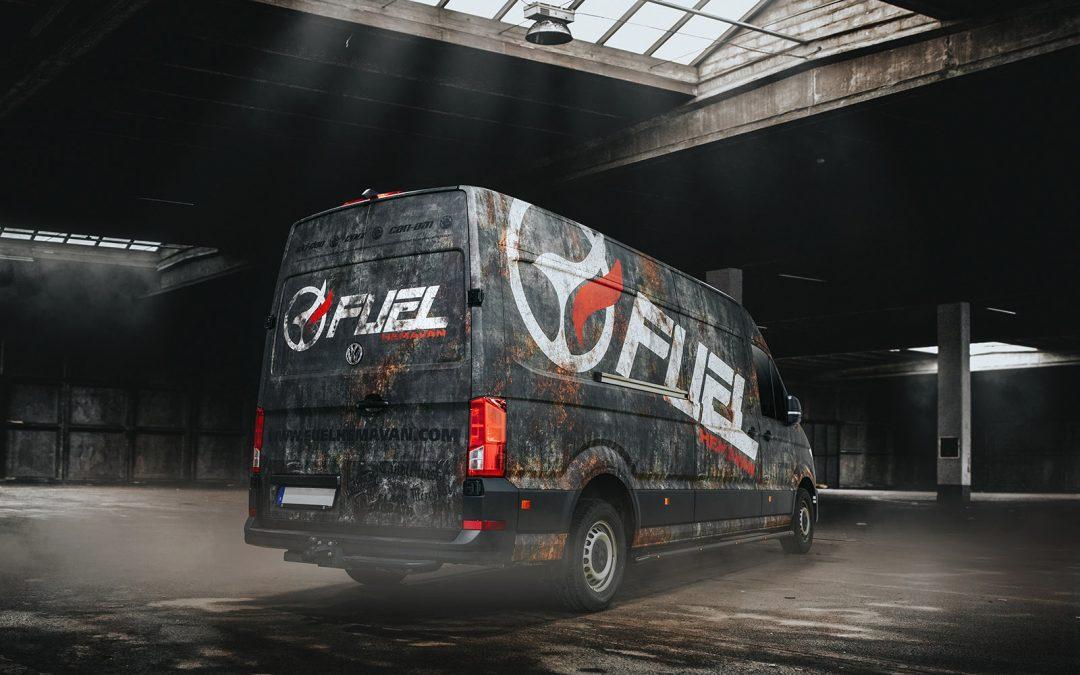 Crafter – Fuel Hemavan