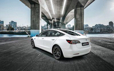 Tesla Model 3 – Matt Bodyfence
